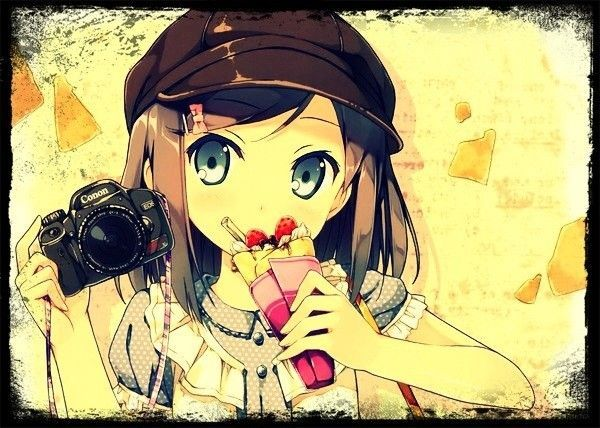 Fille manga styler - Photo fille manga ...