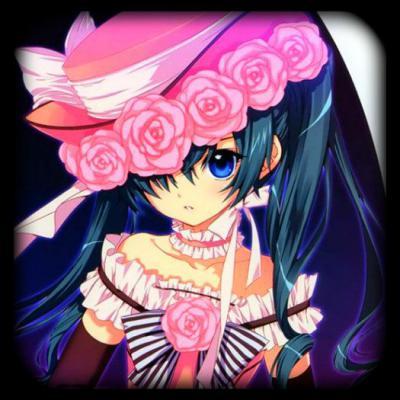 Image de fille manga cheveux noir - Image de manga fille ...